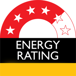 energy rating lable