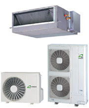 Inverter Ducted  Air Conditioning