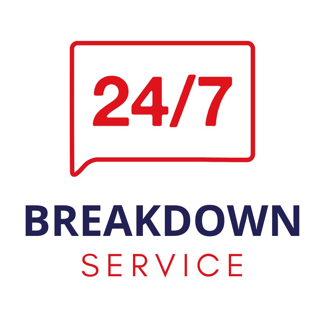 24/7 Breakdown Service